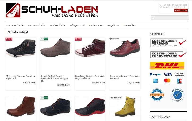 Schuh-Laden.com